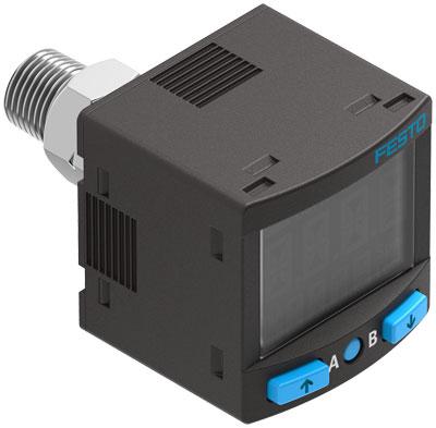 Датчик давления Festo SPAN-B2R-R18M-PN-PN-L1
