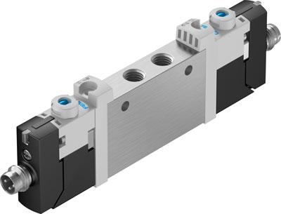 Распределитель с электроуправлением Festo VUVG-L10-T32C-MT-M7-1R8L