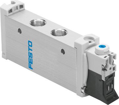 Распределитель с электроуправлением Festo VUVG-L14-M52-AT-G18-1P3