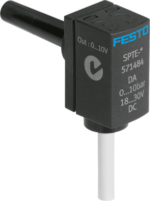 Датчик давления Festo SPTE-P10R-S6-B-2.5K
