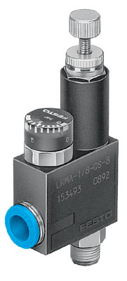 Регулятор давления Festo LRMA-M5-QS-4