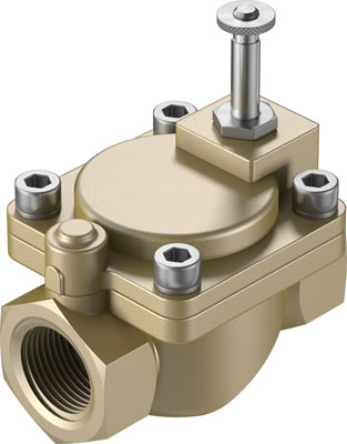 Клапан с электроуправлением Festo VZWM-L-M22C-G1-F4