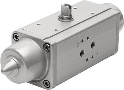 Неполноповоротный привод Festo DAPS-0360-090-RS2-F1012-T6