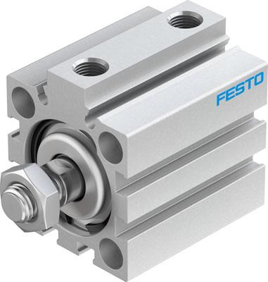 Короткоходовой цилиндр Festo ADVC-32-20-A-P-A