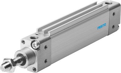 Плоский цилиндр Festo DZH-20-25-PPV-A