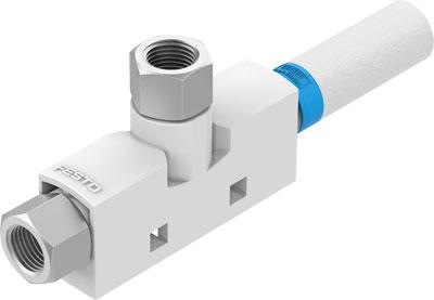 Эжектор базовый вакуумный пневматический Festo VN-14-L-T4-PI4-VI5-RO2
