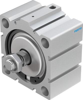 Короткоходовой цилиндр Festo AEVC-80-10-A-P-A