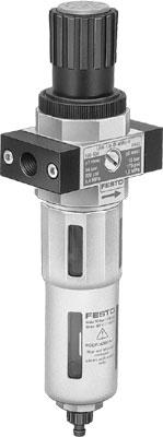 Фильтр-регулятор давления Festo LFR-3/8-D-5M-O-MIDI-A