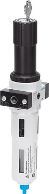 Фильтр-регулятор давления Festo 194743 LFRS-1/4-D-5M-O-MIDI-A