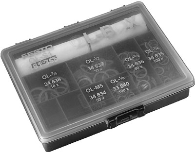 Уплотнительные кольца - ассортимент Festo OL-S1
