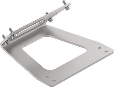 Угловой комплект Festo EAHM-E10-AK-P8