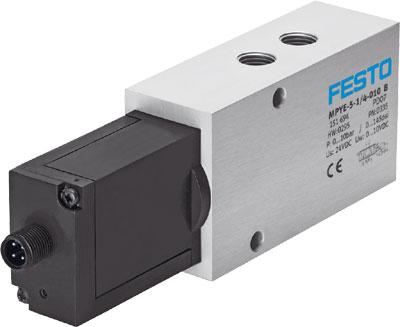 Клапан пропорциональный Festo MPYE-5-M5-420-B