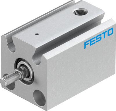 Короткоходовой цилиндр Festo AEVC-10-10-A-P-A