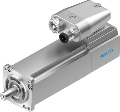 Серводвигатель Festo EMME-AS-40-S-LV-AMB