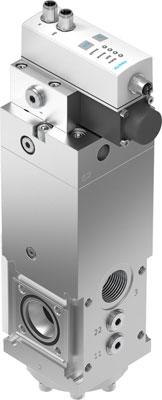 Электрический регулятор давления Festo 1709137 PREL-90-HP3-V1-A-40CFX-S1-5