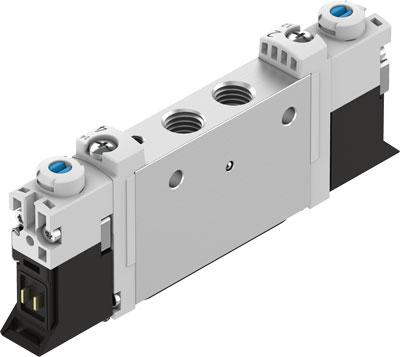 Распределитель с электроуправлением Festo VUVG-L10-T32C-MT-M7-1P3
