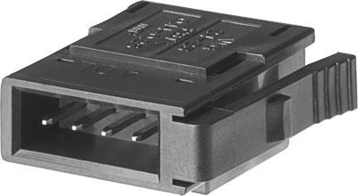Штекер Festo NECU-S-ECG4-HX-Q3