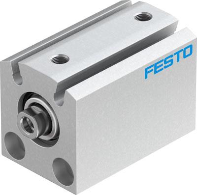 Короткоходовой цилиндр Festo ADVC-16-15-I-P-A