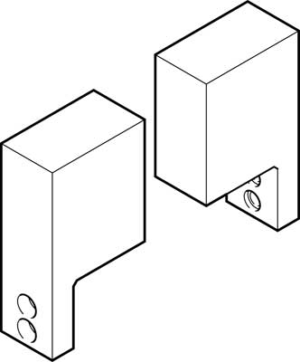 Губки захвата Festo BUB-HGPD-80