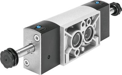 Распределитель с электроуправлением Festo VSNC-FT-B52-D-G14-FN-1A1