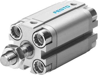 Компактный цилиндр Festo ADVU-20-15-A-P-A