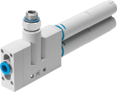 Эжектор базовый вакуумный пневматический Festo VN-30-L-T6-PQ4-VA5-RO2