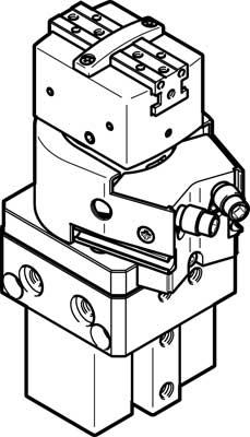 Модуль линейно-поворотный Festo HGDS-PP-12-P1-A-B