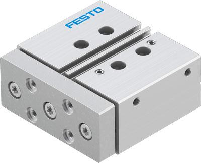 Цилиндр с направляющей Festo DFM-20-25-P-A-GF