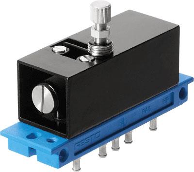 Клапан задержки времени Festo VZO-3-PK-3