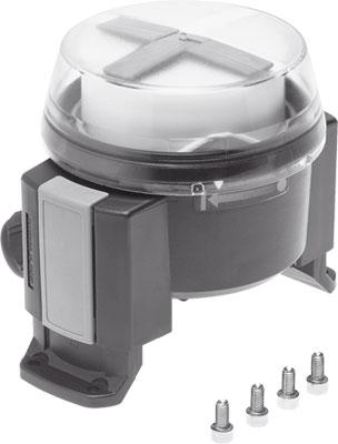 Встроенный концевой выключатель Festo DAPZ-SB-M-250AC-DR-AR