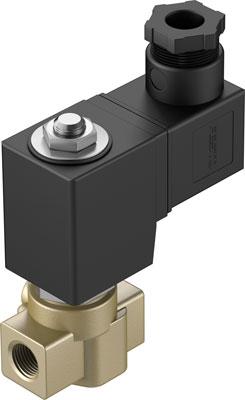 Клапан с электроуправлением Festo VZWD-L-M22C-M-G18-25-V-3AP4-22