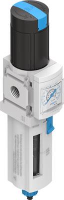 Фильтр-регулятор давления Festo MS4-LFR-1/8-D7-CRV-AS