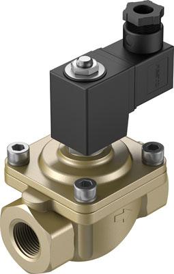 Клапан с электроуправлением Festo VZWF-B-L-M22C-G34-275-1P4-6