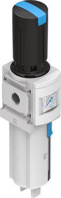 Фильтр-регулятор давления Festo MS6-LFR-1/2-D7-EUV-AS