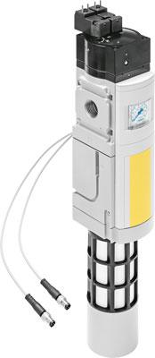 Клапан плавного пуска/быстрого выхлопа Festo MS6-SV-1/2-D-10V24-2M8-SO-AG