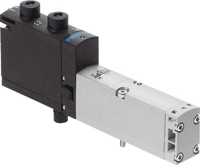 Распределитель с электроуправлением Festo VSVA-B-T22C-AZTR-A2-1T1L