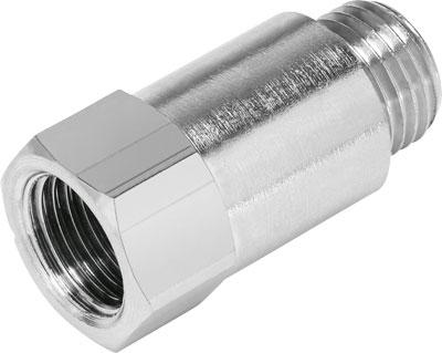 Удлинитель с наружной и внутренней резьбой Festo NPFC-E4-2G18-FM