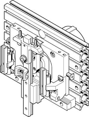 Модуль перемещения Festo HSP-12-AP-WR