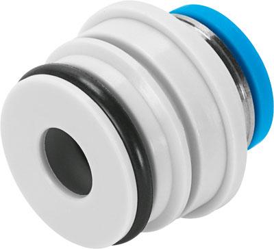 Картридж цанговый прямой Festo QSPKG20-8 (комплект 10 шт)