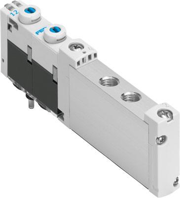 Распределитель с электроуправлением Festo VUVG-S10-B52-ZT-M7-1T1L