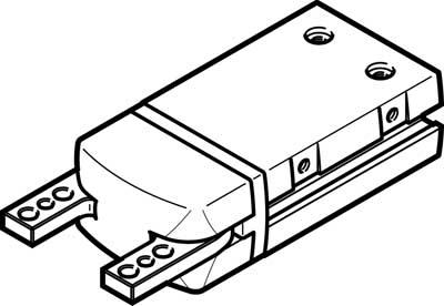 Захват угловой стандартный Festo DHWS-16-A-NC