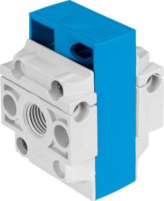 Отсечной клапан Festo HE-1/4-DB-MINI