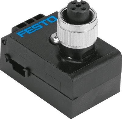 Розетка для кабеля Festo NEFU-X22F-M12G4