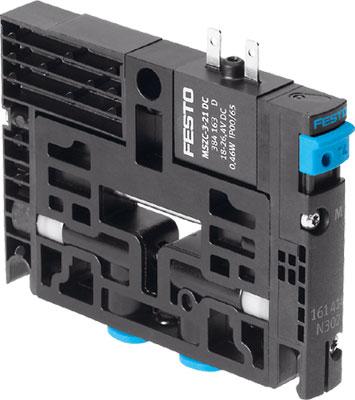 Распределитель с электроуправлением Festo CPV10-M1H-5LS-M7