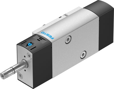 Распределитель с электроуправлением Festo VSNC-FC-M52-MD-G14-F8