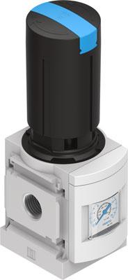 Регулятор давления Festo MS6-LR-1/4-D5-AS