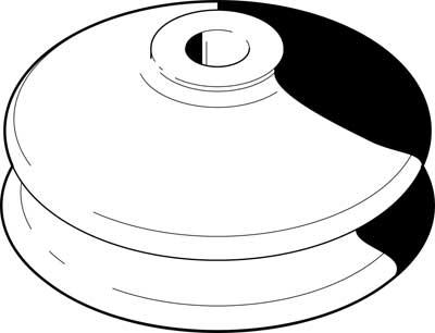 Присоска вакуумная сильфонная Festo ESV-80-BT