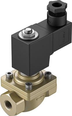 Клапан с электроуправлением Festo VZWF-B-L-M22C-G14-135-1P4-10