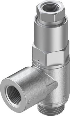 Управляемый обратный клапан Festo HGL-1/4-B