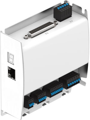Контроллер электродвигателя Festo CMMO-ST-C5-1-DIOP